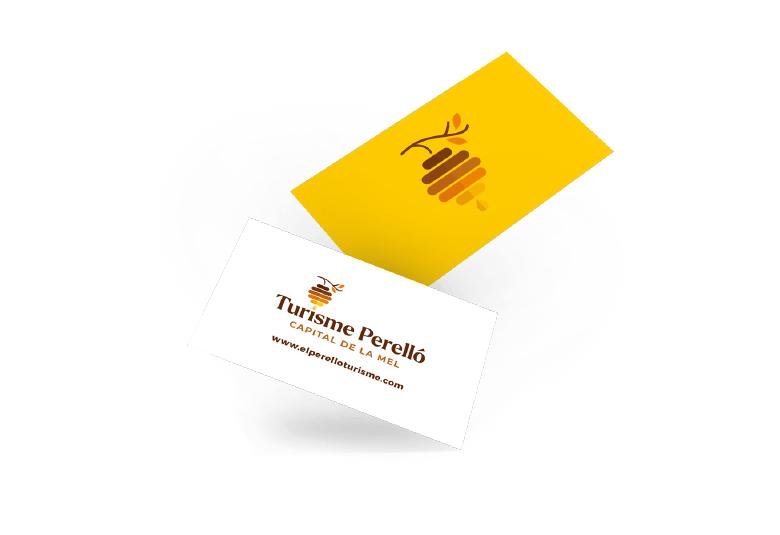 Kaipi Marketing implementaciones tarjeta visita