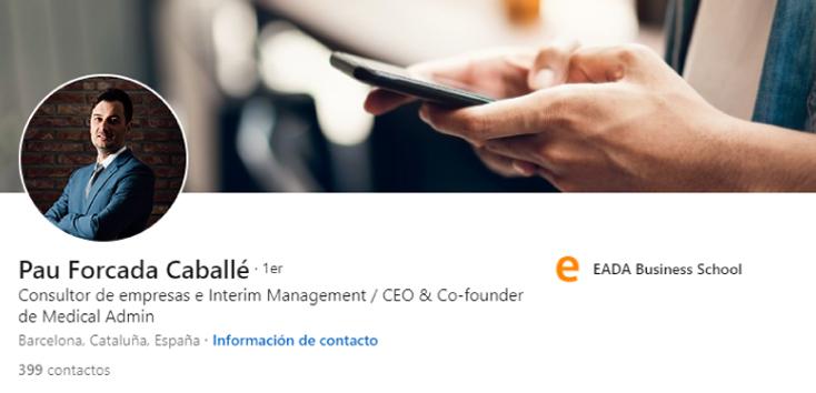 Kaipi Marketing Linkedin cliente gestión