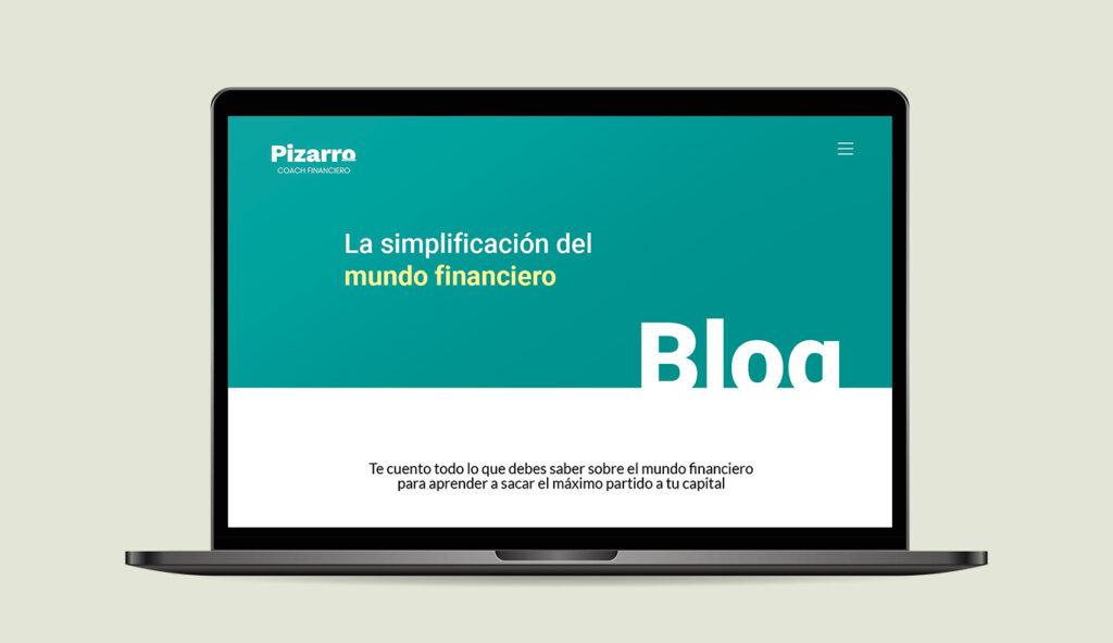 Kaipi Marketing proyecto Pizarro Blog