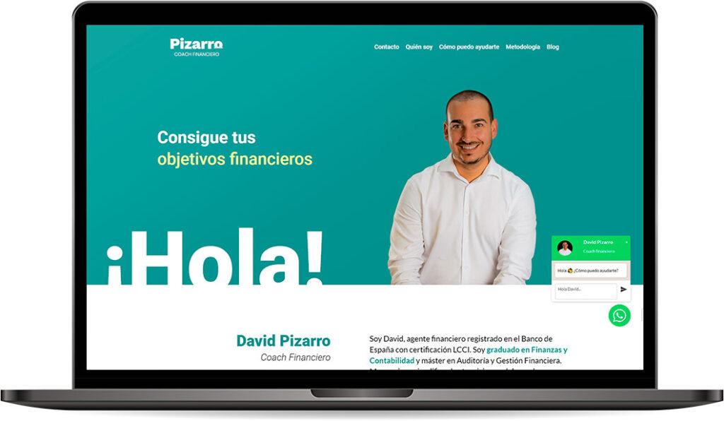 One page David Pizarro